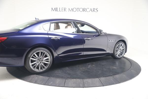 New 2021 Maserati Quattroporte S Q4 GranLusso for sale $126,149 at Bugatti of Greenwich in Greenwich CT 06830 8