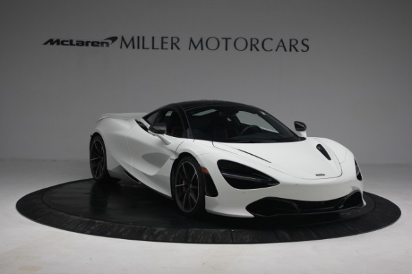 New 2021 McLaren 720S Performance for sale Sold at Bugatti of Greenwich in Greenwich CT 06830 10