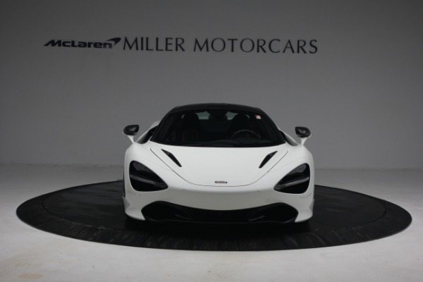 New 2021 McLaren 720S Performance for sale Sold at Bugatti of Greenwich in Greenwich CT 06830 11