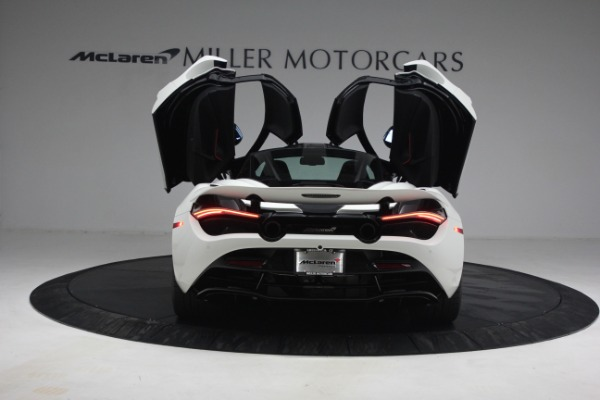 New 2021 McLaren 720S Performance for sale Sold at Bugatti of Greenwich in Greenwich CT 06830 15