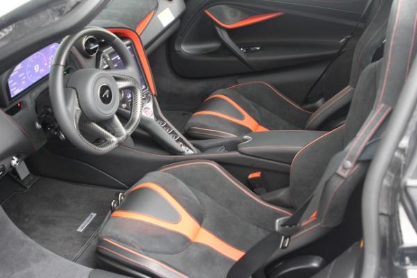 New 2021 McLaren 720S Performance for sale Sold at Bugatti of Greenwich in Greenwich CT 06830 16
