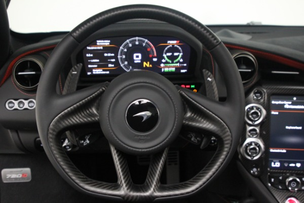 New 2021 McLaren 720S Performance for sale Sold at Bugatti of Greenwich in Greenwich CT 06830 19