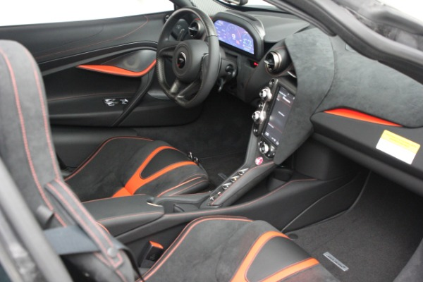 New 2021 McLaren 720S Performance for sale Sold at Bugatti of Greenwich in Greenwich CT 06830 20