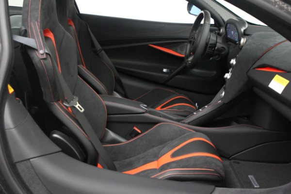 New 2021 McLaren 720S Performance for sale Sold at Bugatti of Greenwich in Greenwich CT 06830 21