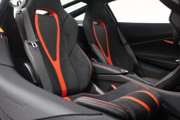 New 2021 McLaren 720S Performance for sale Sold at Bugatti of Greenwich in Greenwich CT 06830 22