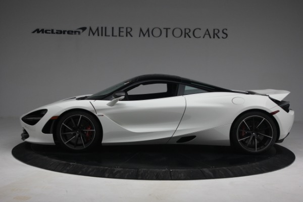 New 2021 McLaren 720S Performance for sale Sold at Bugatti of Greenwich in Greenwich CT 06830 3