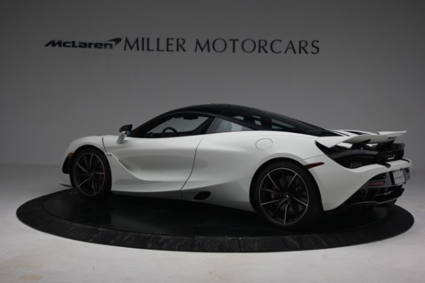 New 2021 McLaren 720S Performance for sale Sold at Bugatti of Greenwich in Greenwich CT 06830 4