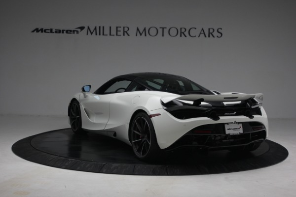 New 2021 McLaren 720S Performance for sale Sold at Bugatti of Greenwich in Greenwich CT 06830 5