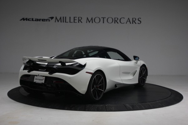 New 2021 McLaren 720S Performance for sale Sold at Bugatti of Greenwich in Greenwich CT 06830 6