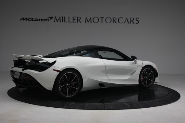 New 2021 McLaren 720S Performance for sale Sold at Bugatti of Greenwich in Greenwich CT 06830 7