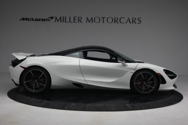 New 2021 McLaren 720S Performance for sale Sold at Bugatti of Greenwich in Greenwich CT 06830 8