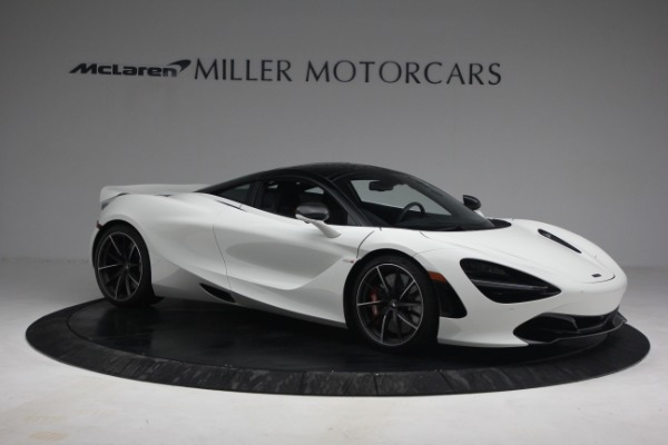 New 2021 McLaren 720S Performance for sale Sold at Bugatti of Greenwich in Greenwich CT 06830 9