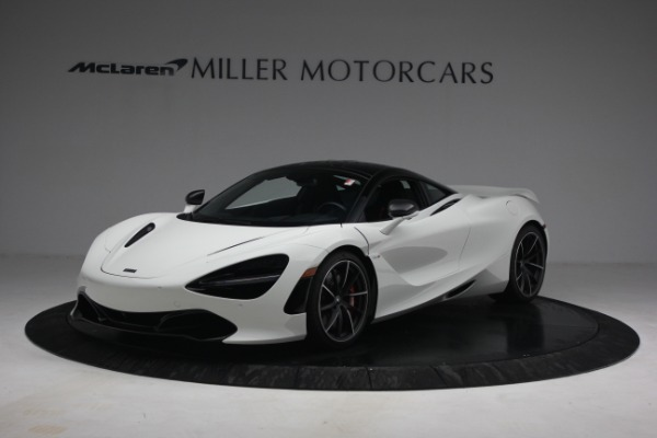 New 2021 McLaren 720S Performance for sale Sold at Bugatti of Greenwich in Greenwich CT 06830 1