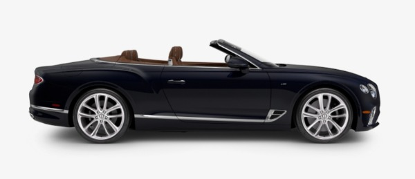 New 2022 Bentley Continental GT V8 for sale Sold at Bugatti of Greenwich in Greenwich CT 06830 2