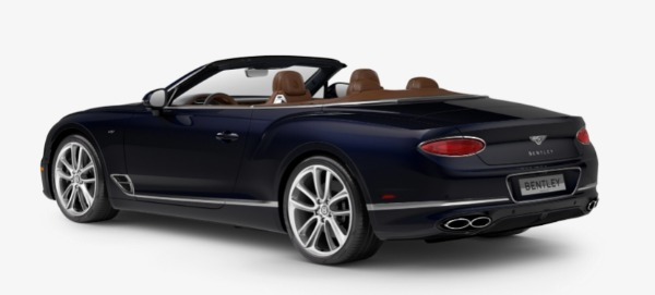 New 2022 Bentley Continental GT V8 for sale Sold at Bugatti of Greenwich in Greenwich CT 06830 3
