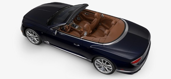 New 2022 Bentley Continental GT V8 for sale Sold at Bugatti of Greenwich in Greenwich CT 06830 4