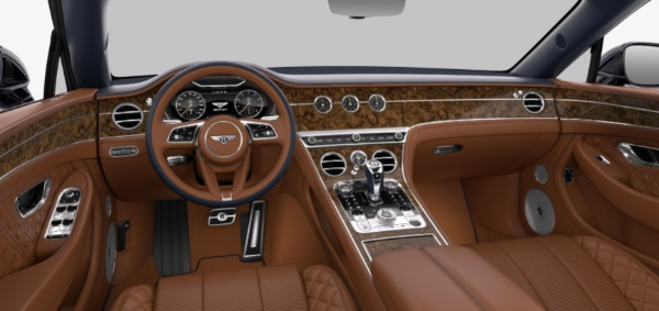 New 2022 Bentley Continental GT V8 for sale Sold at Bugatti of Greenwich in Greenwich CT 06830 6