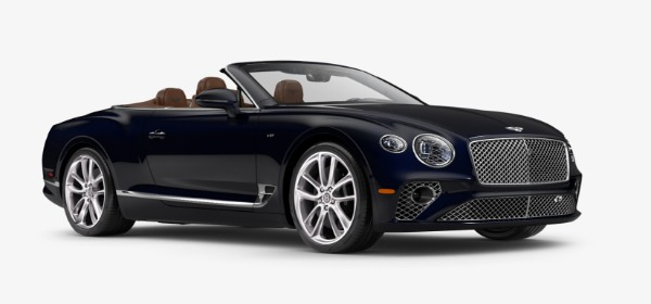 New 2022 Bentley Continental GT V8 for sale Sold at Bugatti of Greenwich in Greenwich CT 06830 1