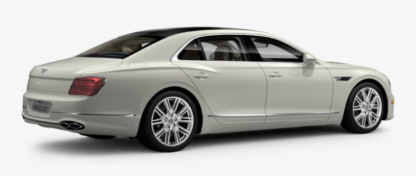 New 2022 Bentley Flying Spur V8 for sale Call for price at Bugatti of Greenwich in Greenwich CT 06830 3