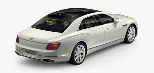 New 2022 Bentley Flying Spur V8 for sale Call for price at Bugatti of Greenwich in Greenwich CT 06830 4