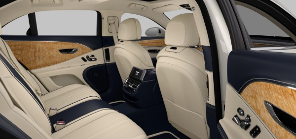 New 2022 Bentley Flying Spur V8 for sale Call for price at Bugatti of Greenwich in Greenwich CT 06830 8