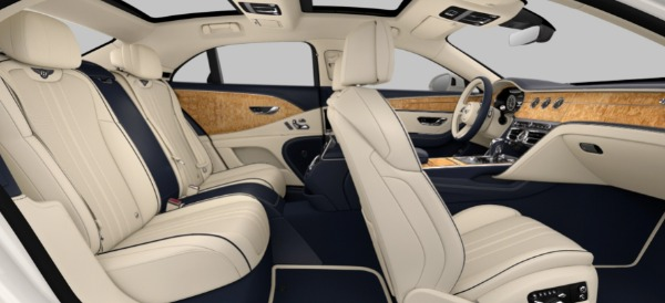 New 2022 Bentley Flying Spur V8 for sale Call for price at Bugatti of Greenwich in Greenwich CT 06830 9