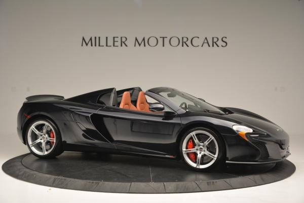 Used 2015 McLaren 650S Spider for sale Sold at Bugatti of Greenwich in Greenwich CT 06830 10