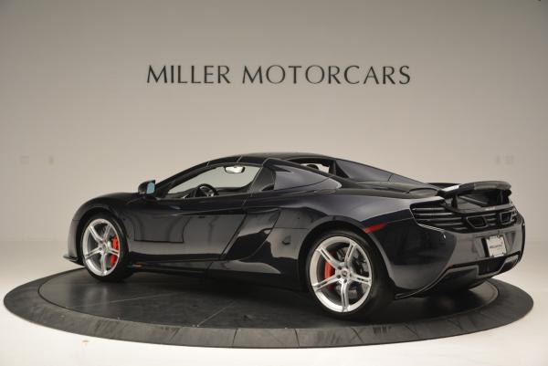 Used 2015 McLaren 650S Spider for sale Sold at Bugatti of Greenwich in Greenwich CT 06830 18