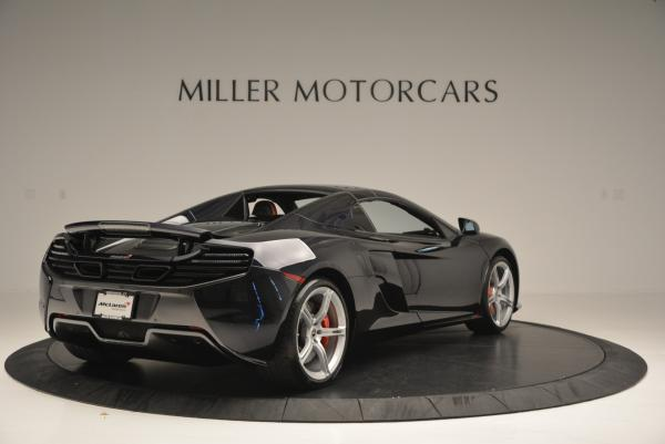 Used 2015 McLaren 650S Spider for sale Sold at Bugatti of Greenwich in Greenwich CT 06830 20