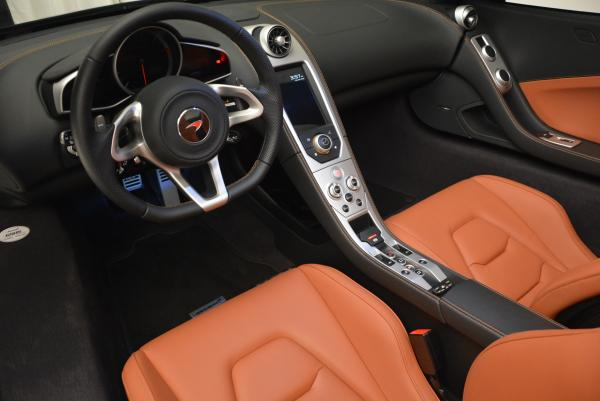 Used 2015 McLaren 650S Spider for sale Sold at Bugatti of Greenwich in Greenwich CT 06830 26