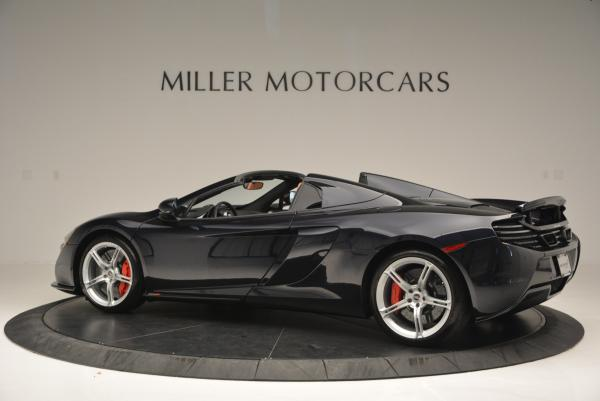Used 2015 McLaren 650S Spider for sale Sold at Bugatti of Greenwich in Greenwich CT 06830 4