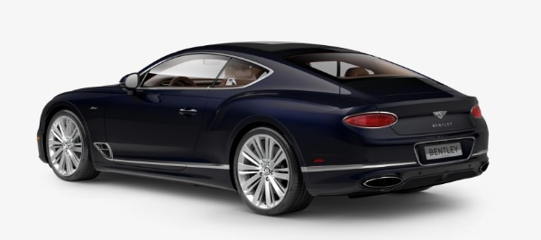 New 2022 Bentley Continental GT Speed for sale Sold at Bugatti of Greenwich in Greenwich CT 06830 3