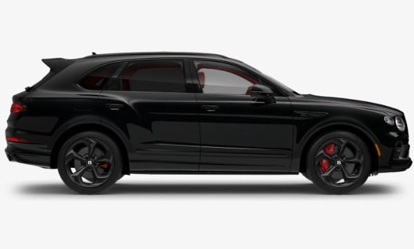 New 2022 Bentley Bentayga S for sale Sold at Bugatti of Greenwich in Greenwich CT 06830 2