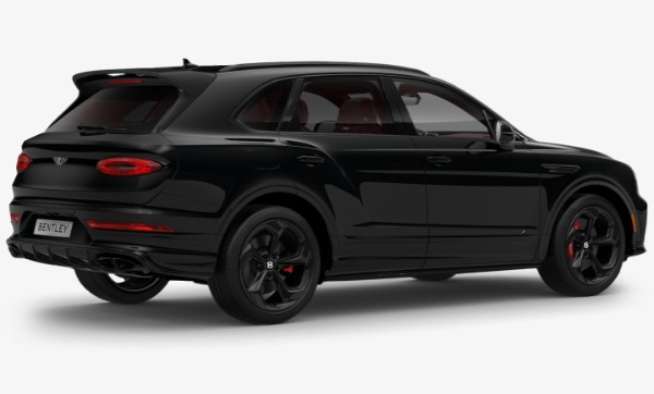 New 2022 Bentley Bentayga S for sale Sold at Bugatti of Greenwich in Greenwich CT 06830 3