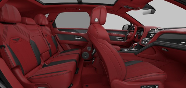 New 2022 Bentley Bentayga S for sale Sold at Bugatti of Greenwich in Greenwich CT 06830 9