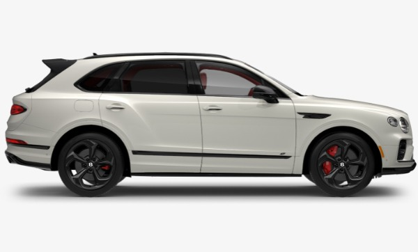 New 2022 Bentley Bentayga V8 S for sale Sold at Bugatti of Greenwich in Greenwich CT 06830 2