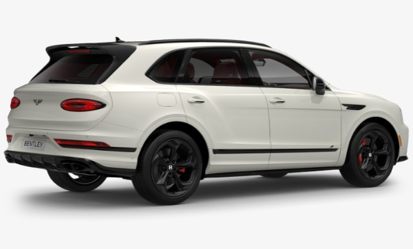 New 2022 Bentley Bentayga V8 S for sale Sold at Bugatti of Greenwich in Greenwich CT 06830 3