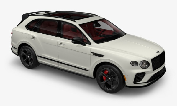 New 2022 Bentley Bentayga V8 S for sale Sold at Bugatti of Greenwich in Greenwich CT 06830 5