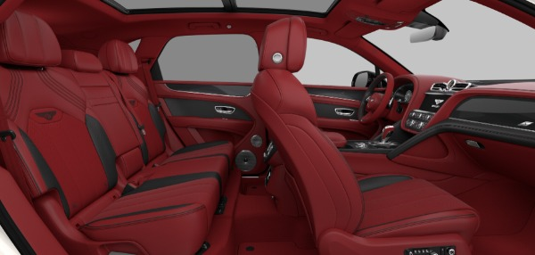 New 2022 Bentley Bentayga V8 S for sale Sold at Bugatti of Greenwich in Greenwich CT 06830 9