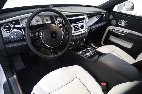 Used 2017 Rolls-Royce Ghost for sale $219,900 at Bugatti of Greenwich in Greenwich CT 06830 11