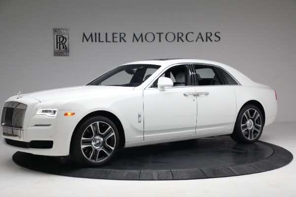 Used 2017 Rolls-Royce Ghost for sale $219,900 at Bugatti of Greenwich in Greenwich CT 06830 2