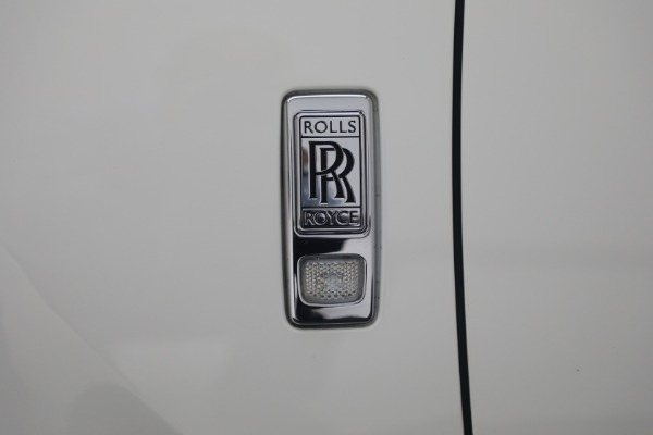 Used 2017 Rolls-Royce Ghost for sale $219,900 at Bugatti of Greenwich in Greenwich CT 06830 21