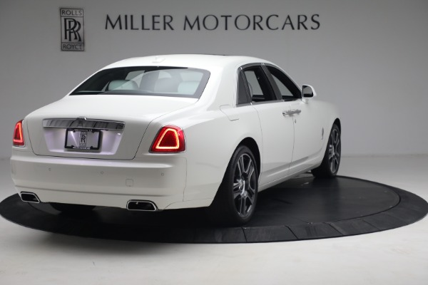 Used 2017 Rolls-Royce Ghost for sale $219,900 at Bugatti of Greenwich in Greenwich CT 06830 6