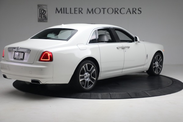 Used 2017 Rolls-Royce Ghost for sale $219,900 at Bugatti of Greenwich in Greenwich CT 06830 7