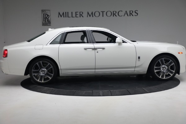 Used 2017 Rolls-Royce Ghost for sale $219,900 at Bugatti of Greenwich in Greenwich CT 06830 8