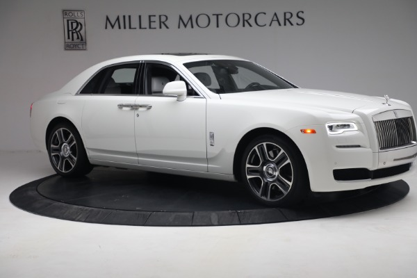 Used 2017 Rolls-Royce Ghost for sale $219,900 at Bugatti of Greenwich in Greenwich CT 06830 9