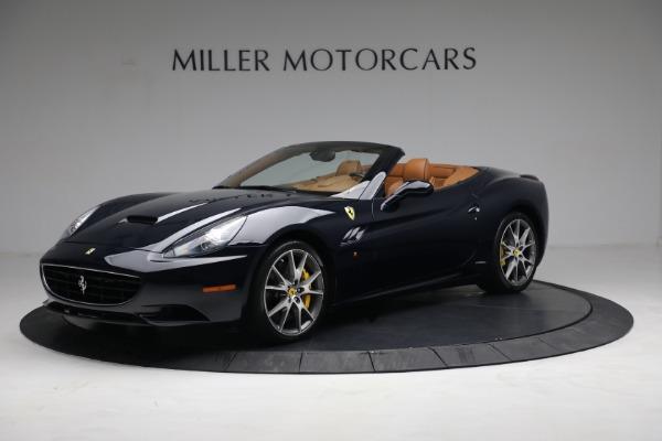 Used 2010 Ferrari California for sale Sold at Bugatti of Greenwich in Greenwich CT 06830 2