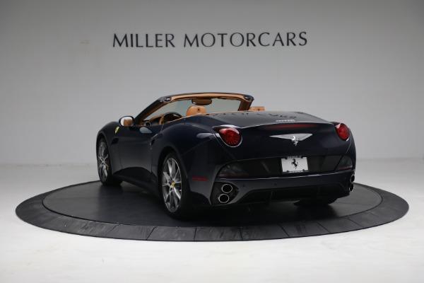 Used 2010 Ferrari California for sale Sold at Bugatti of Greenwich in Greenwich CT 06830 5
