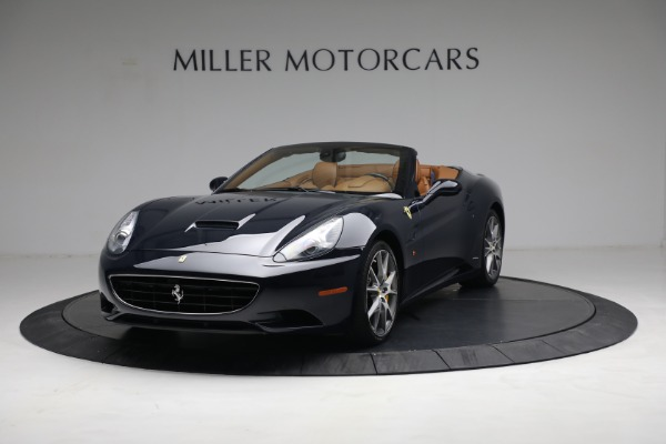 Used 2010 Ferrari California for sale Sold at Bugatti of Greenwich in Greenwich CT 06830 1