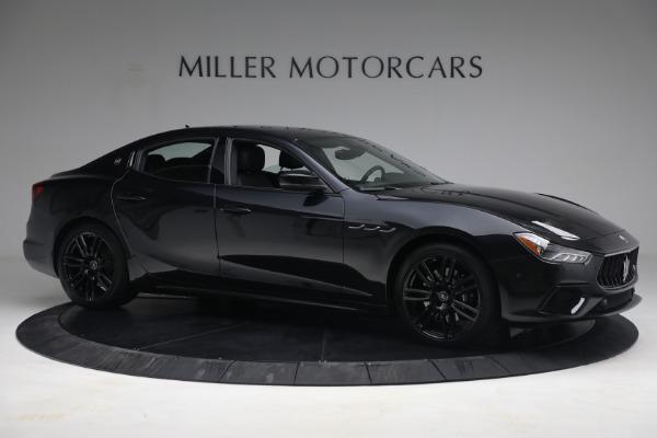 New 2021 Maserati Ghibli SQ4 for sale $92,894 at Bugatti of Greenwich in Greenwich CT 06830 10